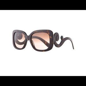 PRADA baroque sunglasses!